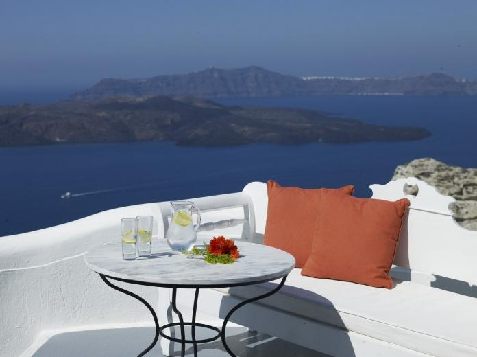 Volcano View Hotel Santorini Book At Discounted Prices
