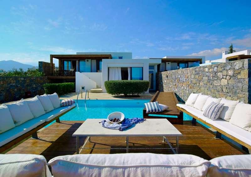 Saint nicolas bay resort hotel cr te r servation prix for Hotels a prix reduits