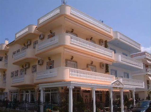 Ouzas hotel paralia katerinis r servation prix r duits for Hotels a prix reduits