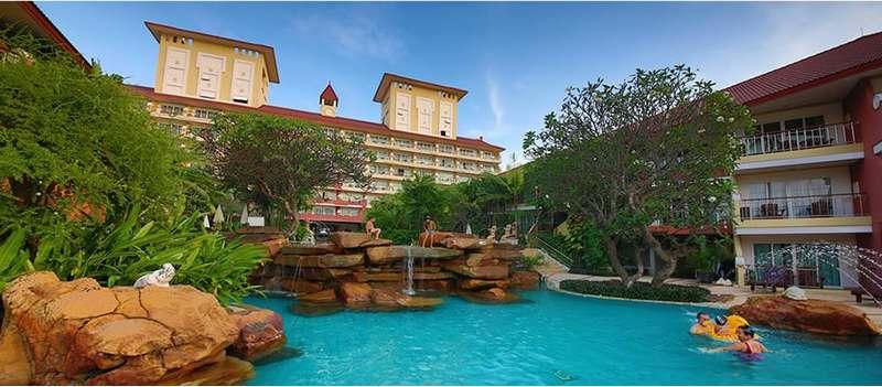 Bella villa cabana phattaya prenotazione a prezzo scontato for Piani di progettazione cabana