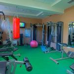 Silver House - Gym