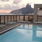 Vieira Souto Apart Hotel Pool