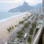 Vieira Souto Apart Hotel View