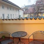 Residence Tynska - Balcony