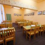 Two Golden Keys Breakfast Room