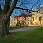 Chateau St. Havel Prague
