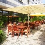 Garden Terrace Hotel Expo