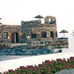 Caldera View Resort - Entrance