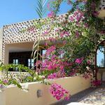 Hotel Caldera View - Veranda