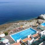 Cavos Bay Hotel - Pool View