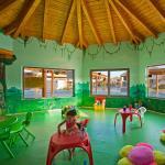 Kids Club Pool View