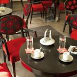 Cafe at Hotel Anessis