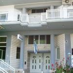 Hotel Alexandros - Entrance