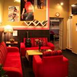 Hostel Budapest Lounge