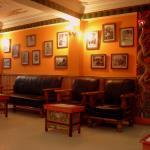 Ricasa Hotel - Reception Lobby