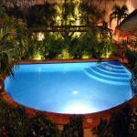 Pool Nigth