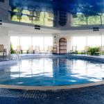 Inside Pool